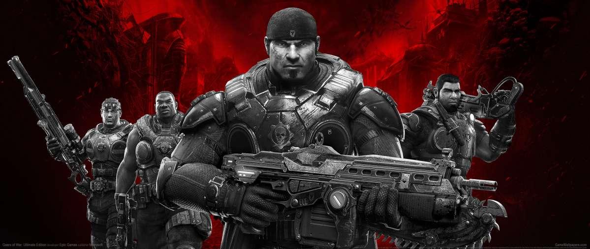 Gears Of War 4 Ultrawide: Gears Of War: Ultimate Edition UltraWide 21:9 Wallpapers