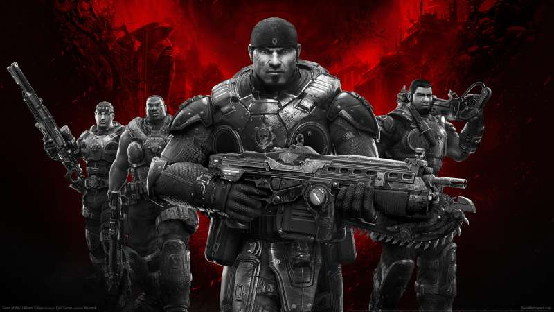 Gears of War: Ultimate Edition wallpaper or background 01
