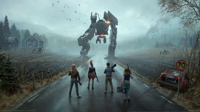 Generation Zero wallpaper or background