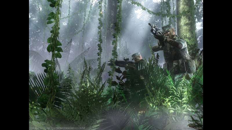 Ghost Recon: Island Thunder wallpaper or background 02