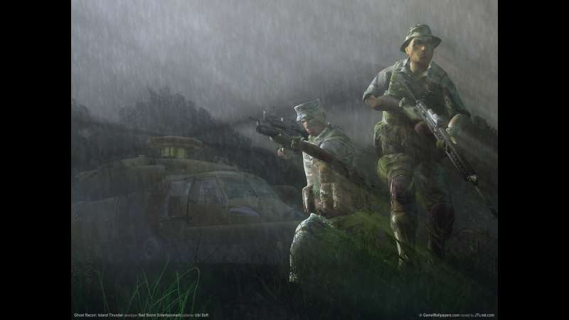 Ghost Recon: Island Thunder wallpaper or background 03