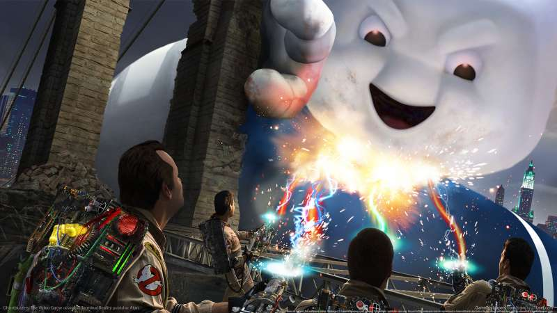 Ghostbusters: The Video Game wallpaper or background 01