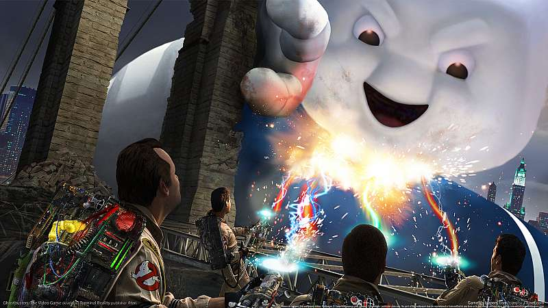 Ghostbusters: The Video Game wallpaper or background