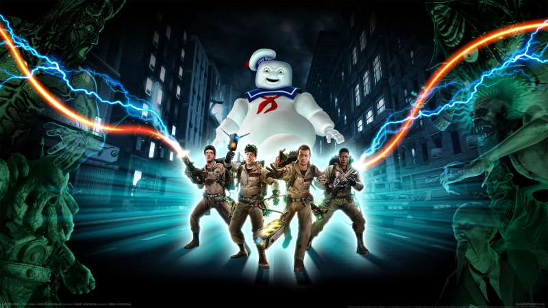 Ghostbusters: The Video Game Remastered wallpaper or background 01