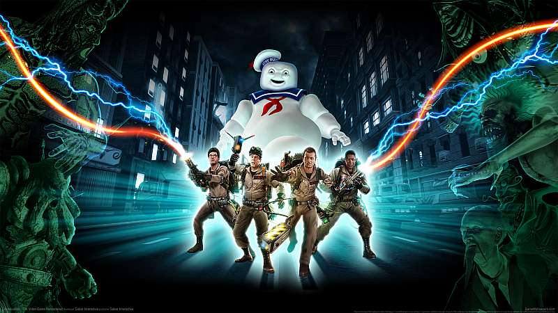 Ghostbusters: The Video Game Remastered wallpaper or background