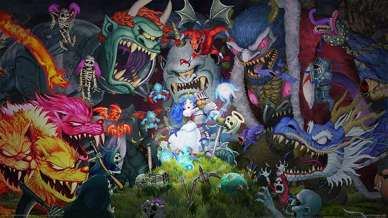 Ghosts 'n Goblins Resurrection wallpaper or background