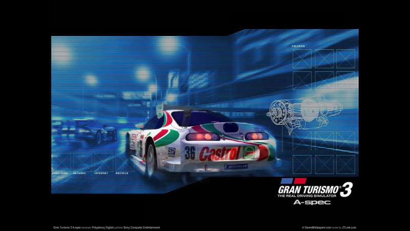 Gran Turismo 3 A-spec wallpaper or background