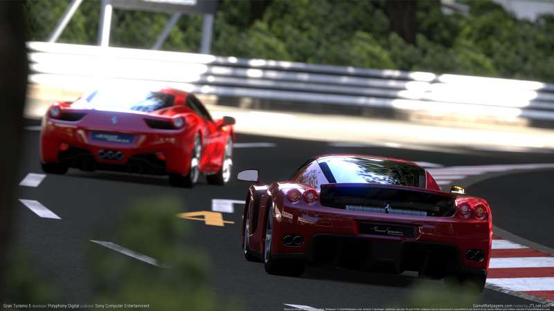 Gran Turismo 5 wallpaper or background 03