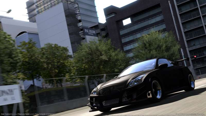 Gran Turismo 5 wallpaper or background 10