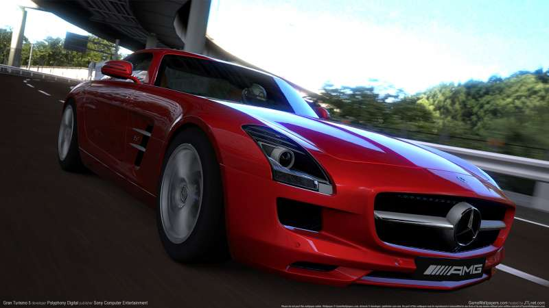 Gran Turismo 5 wallpaper or background 11