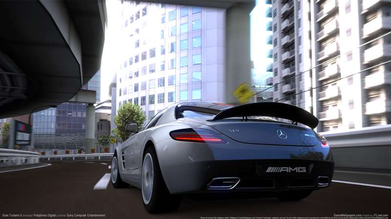 Gran Turismo 5 wallpaper or background 12
