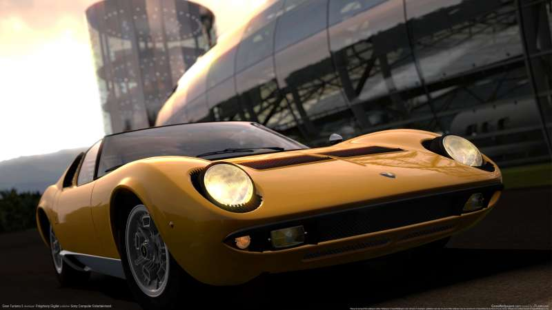 Gran Turismo 5 wallpaper or background 24