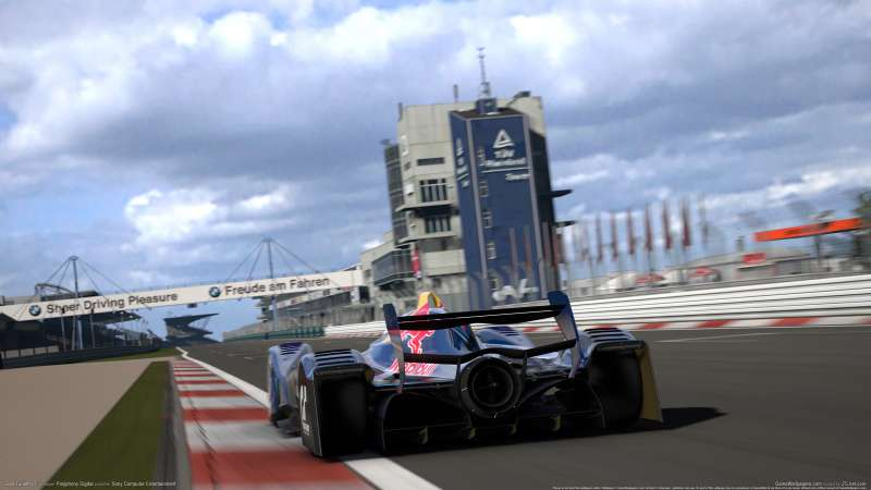Gran Turismo 5 wallpaper or background 29