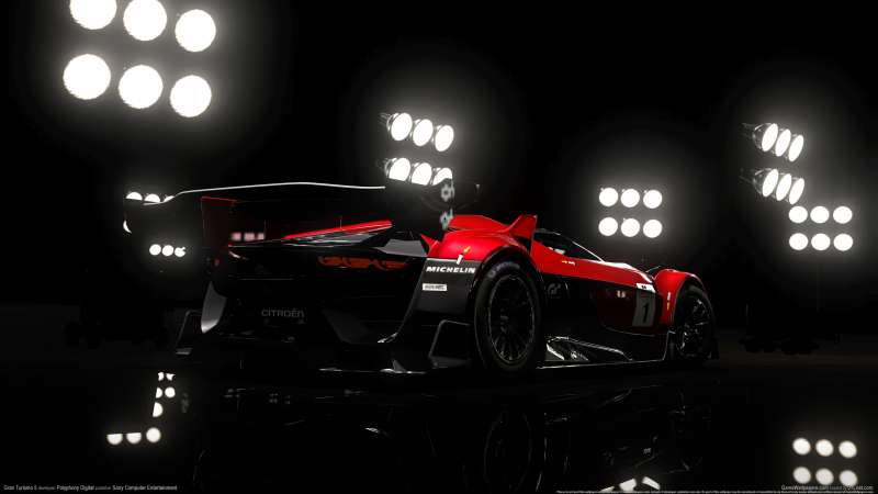 Gran Turismo 5 wallpaper or background 30