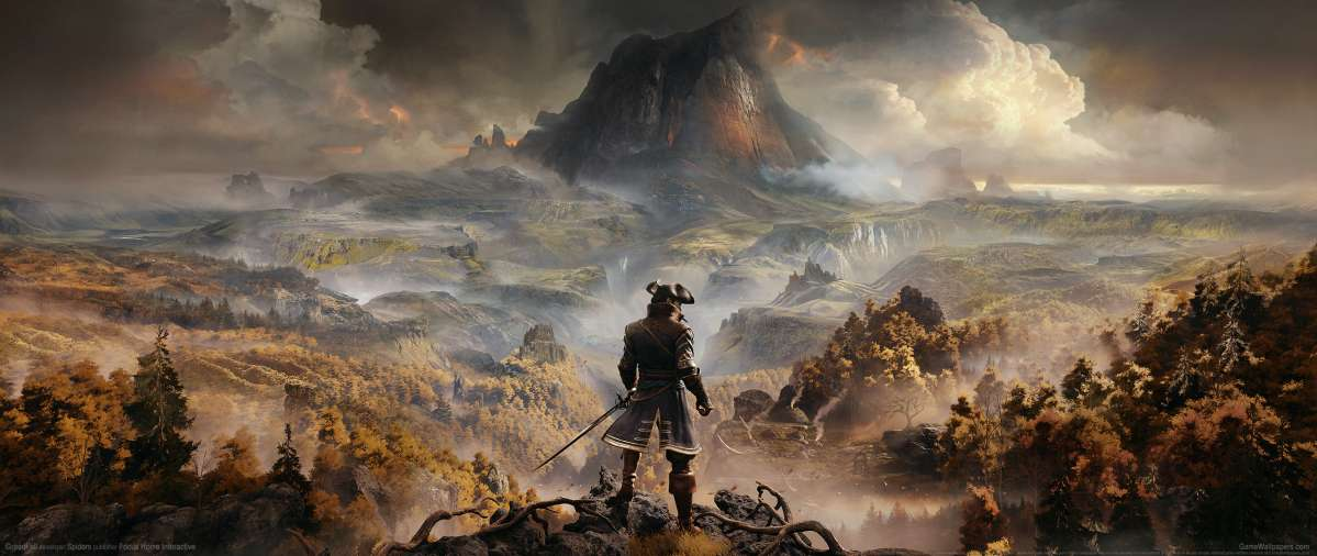 Greedfall wallpaper or background