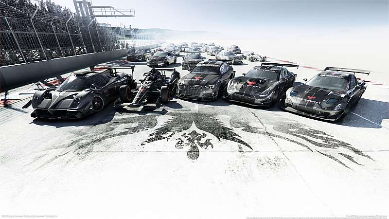 Grid Autosport wallpaper or background