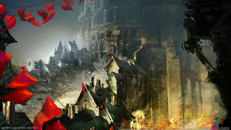 Guild Wars 2 wallpaper or background 05