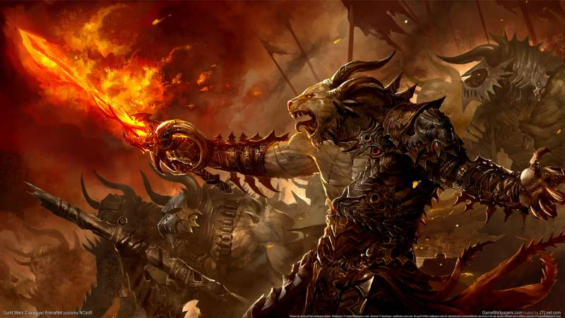 Guild Wars 2 wallpaper or background 06