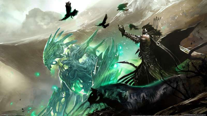 Guild Wars 2 wallpaper or background 11