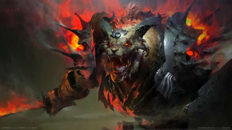 Guild Wars 2 wallpaper or background 25