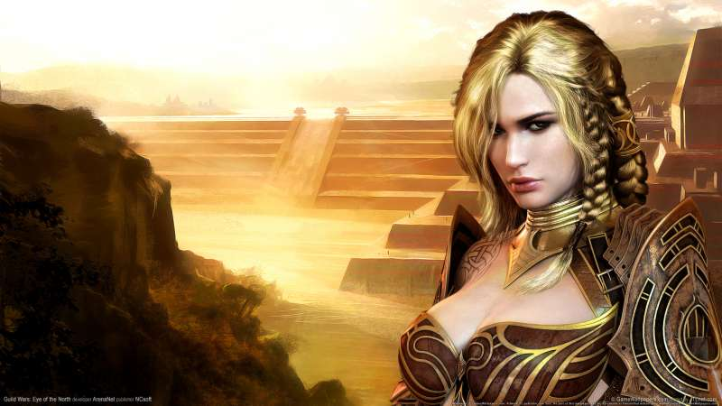 Guild Wars: Eye of the North wallpaper or background 04
