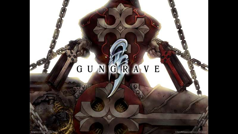 Gungrave wallpaper or background 01