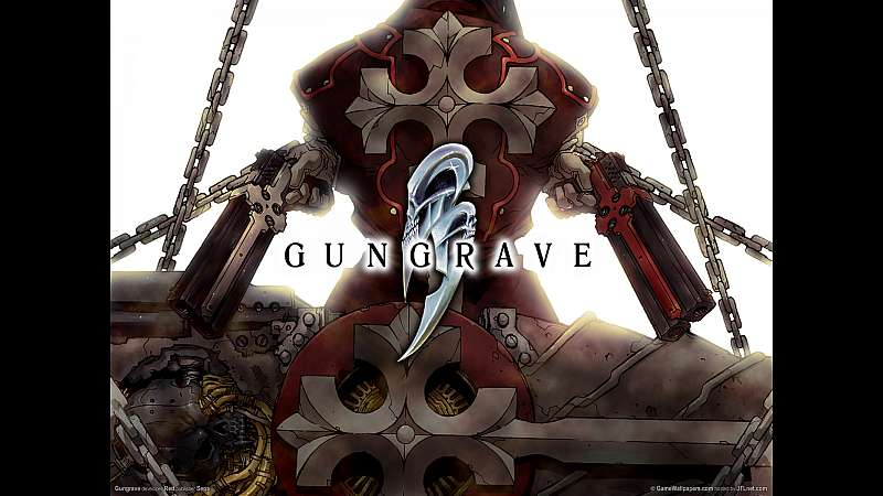 Gungrave wallpaper or background