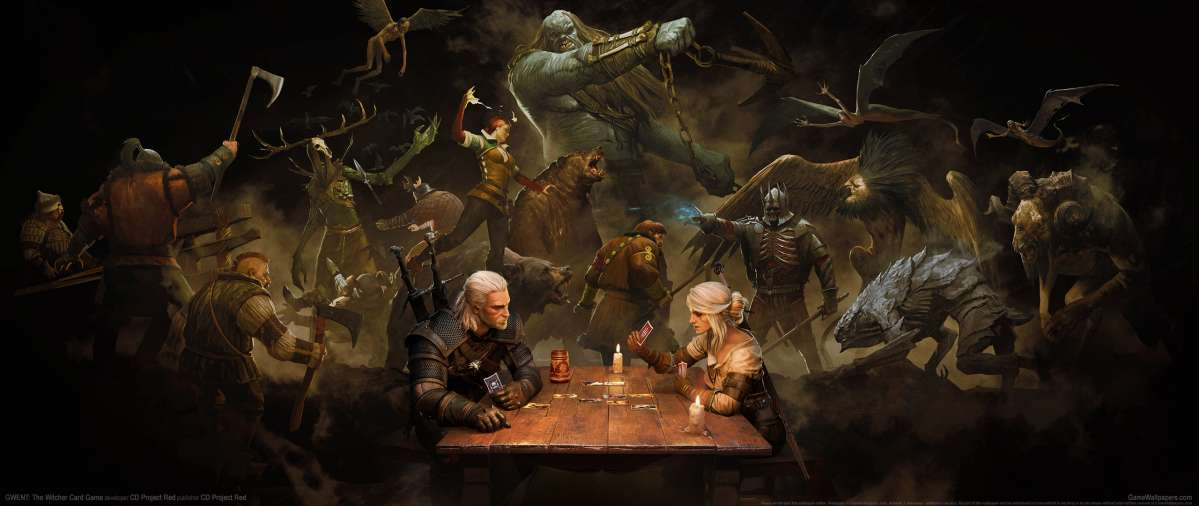 GWENT: The Witcher Card Game wallpaper or background