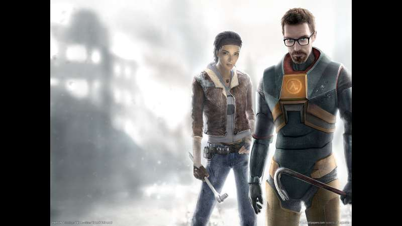 Half-Life 2 wallpaper or background 03