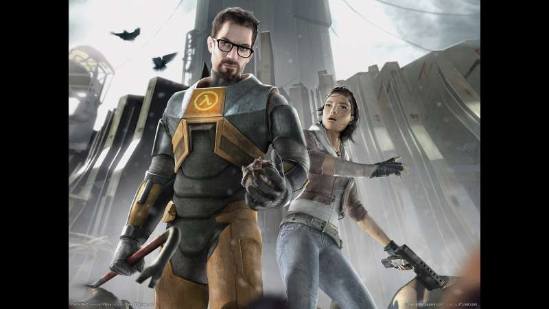 Half-Life 2 wallpaper or background 04