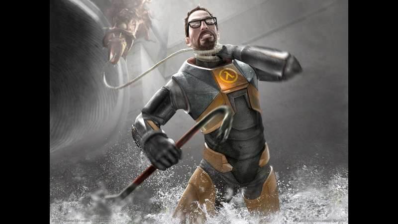 Half-Life 2 wallpaper or background 05