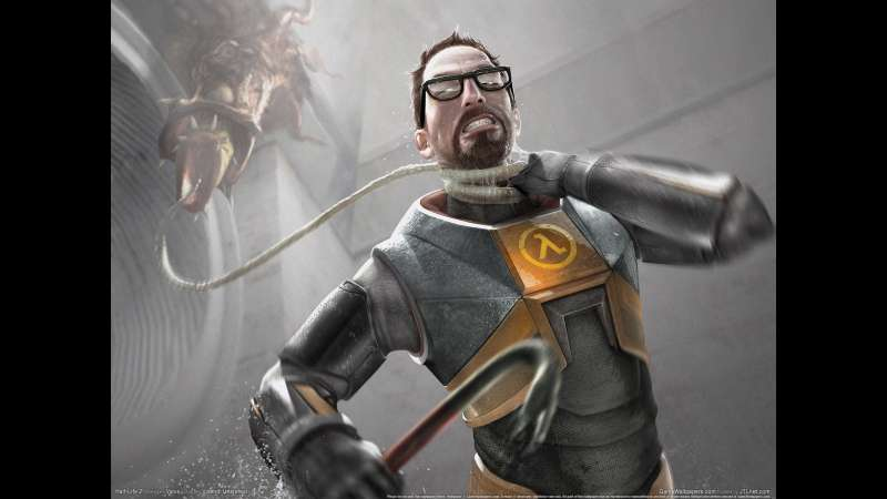 Half-Life 2 wallpaper or background 14