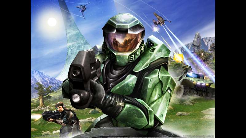 Halo wallpaper or background 07