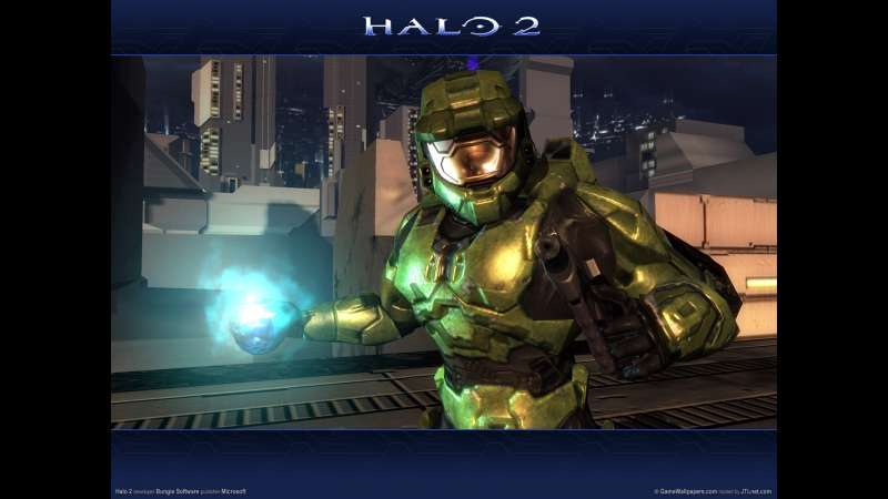 Halo 2 wallpaper or background 04