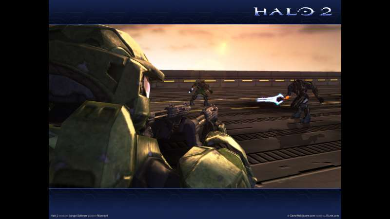 Halo 2 wallpaper or background 05