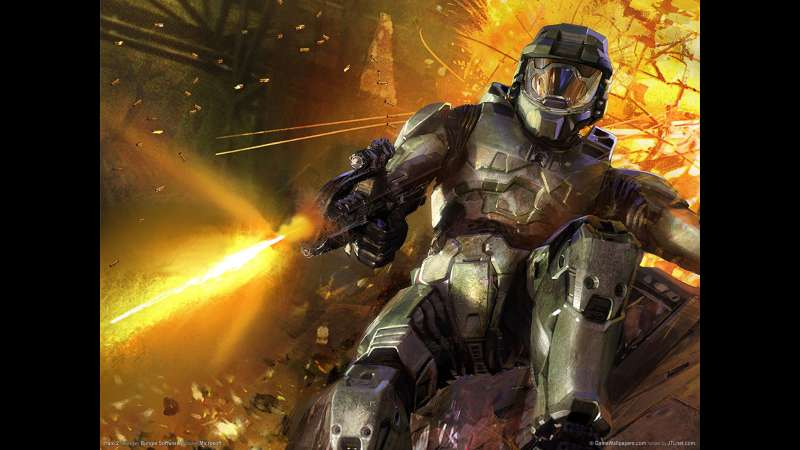 Halo 2 wallpaper or background 07
