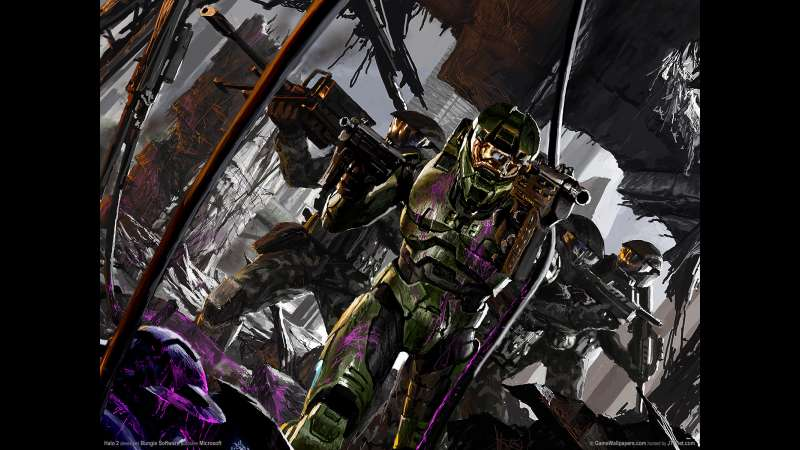 Halo 2 wallpaper or background 08