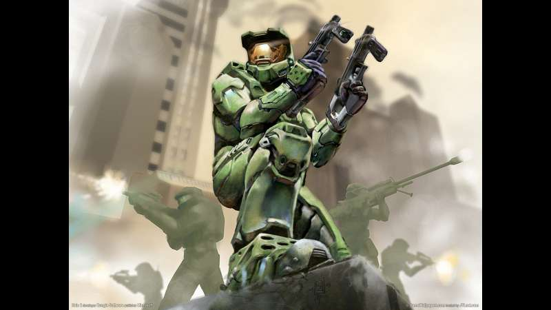 Halo 2 wallpaper or background 09