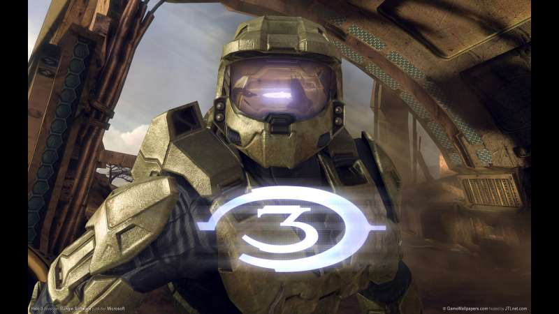 Halo 3 wallpaper or background 02