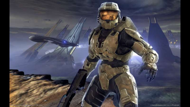 Halo 3 wallpaper or background 03