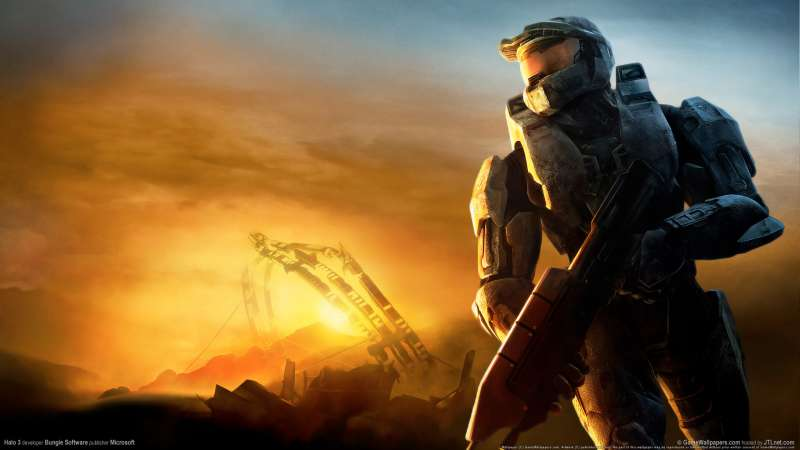 Halo 3 wallpaper or background 09