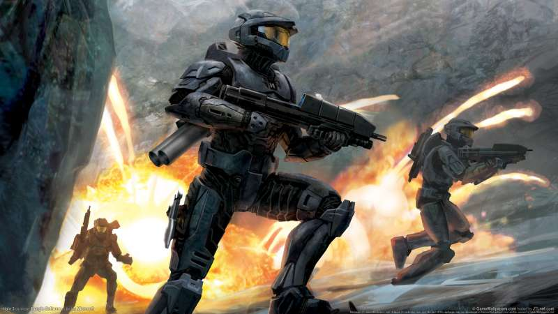 Halo 3 wallpaper or background 11
