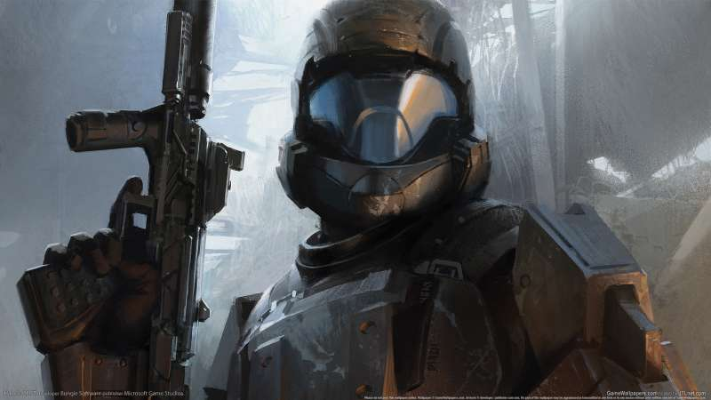 Halo 3: ODST wallpaper or background 01