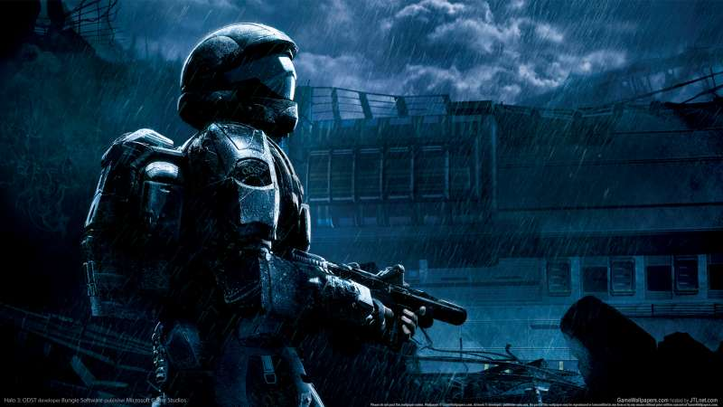 Halo 3: ODST wallpaper or background 02