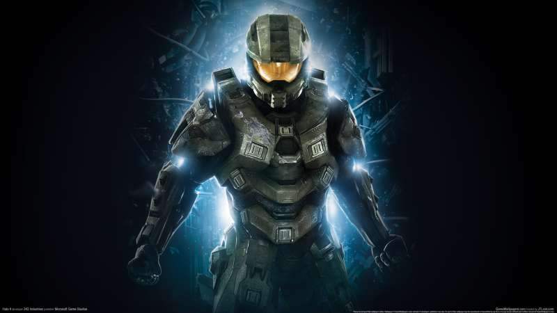 Halo 4 wallpaper or background 04