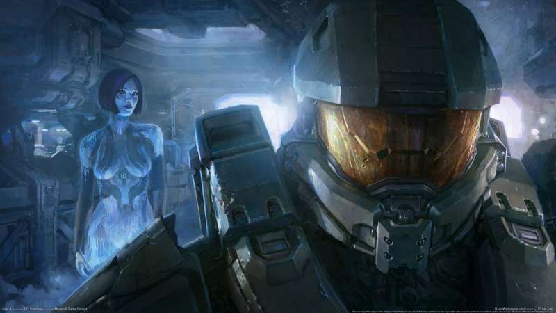 Halo 4 wallpaper or background 08