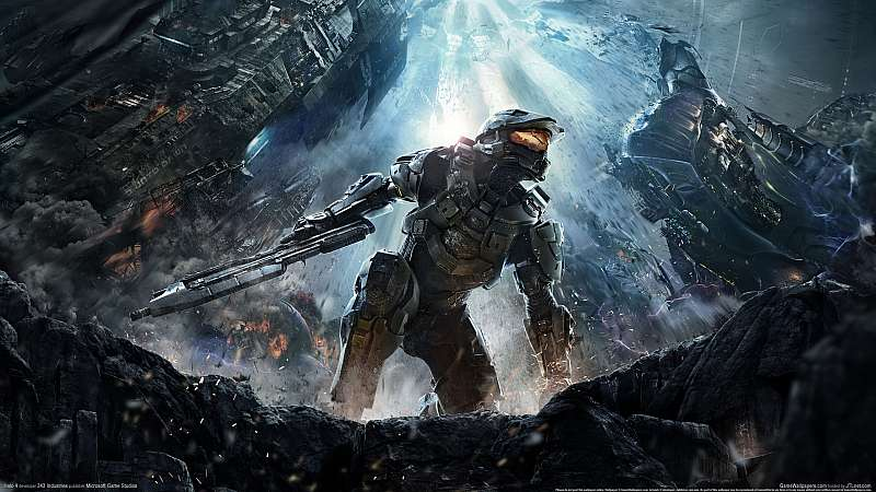 Halo 4 wallpaper or background