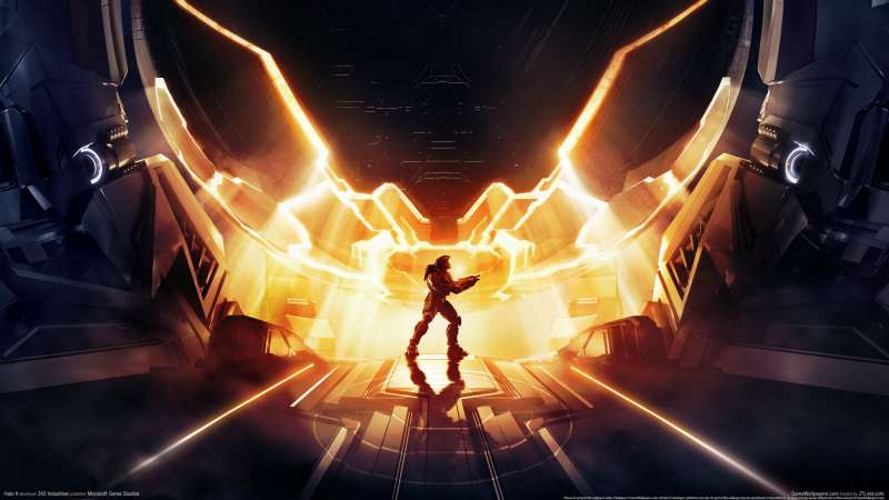 Halo 4 wallpaper or background 11
