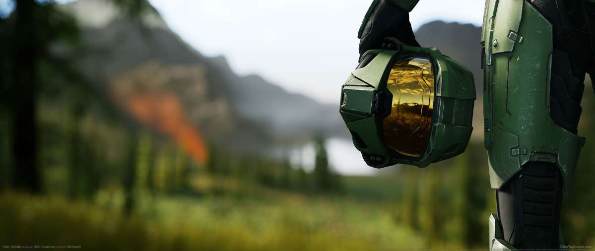 Halo: Infinite wallpaper or background