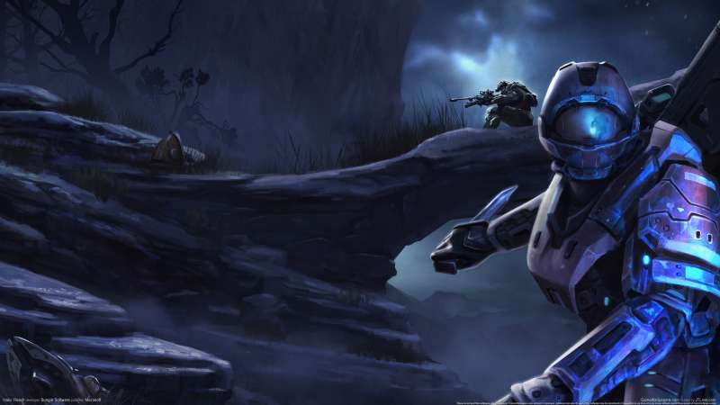 Halo: Reach wallpaper or background 06